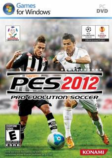 Download Jogo Pro Evolution Soccer 2012 PC