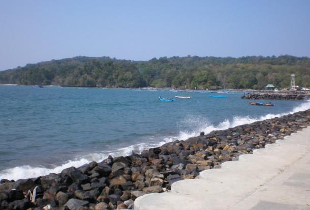 tempat menarik di pantai pangandaran
