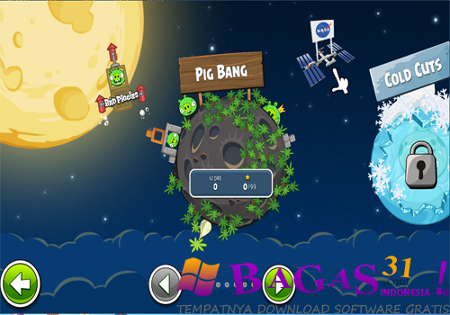 Angry Bird Space 1.3.1 Full Patch 3