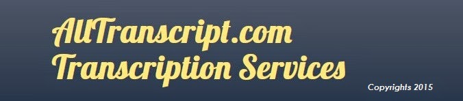 No 1. Transcription Service Website