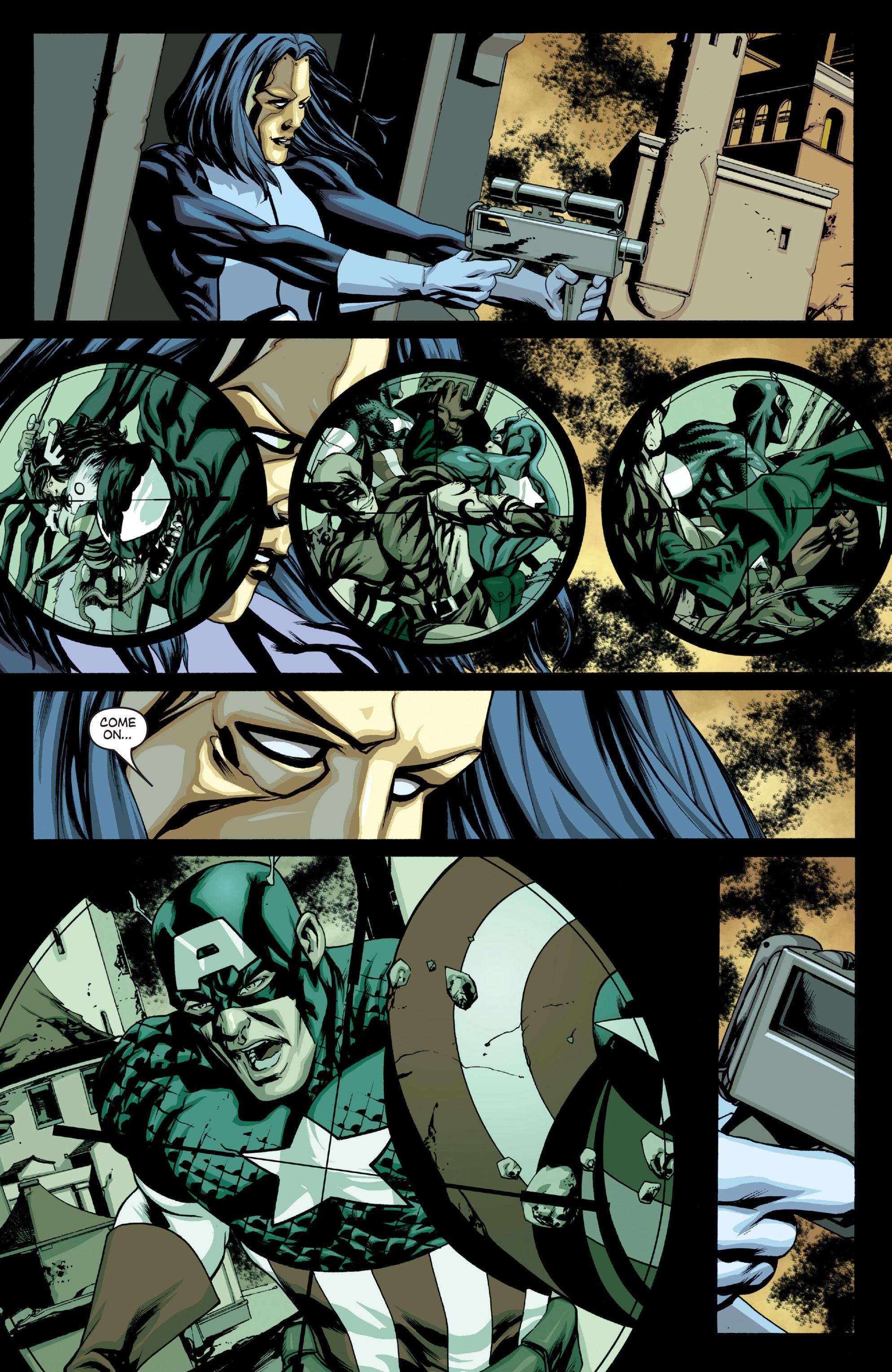 New Avengers (2005) chap 64 pic 11