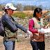 Gestoras Ambientais fazem estudo gravimétrico na cidade de Felipe Guerra.
