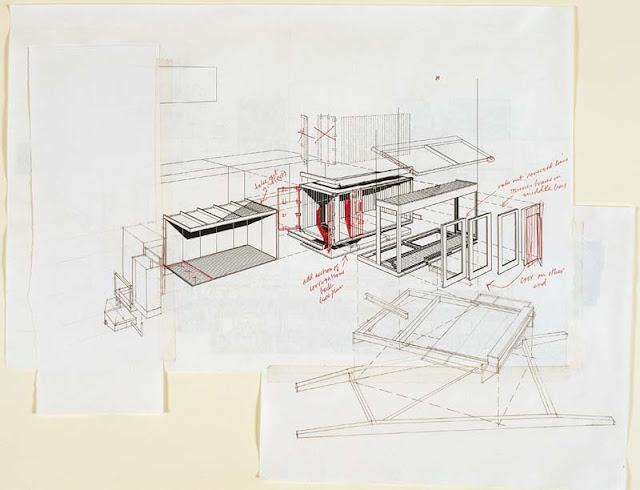 Casa Prado: cabaña contenedor para invitados | [ Arte+ ]