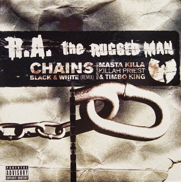 R.A. The Rugged Man - Chains/ Black & White (EP) [2005]