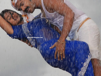 south indian actress sneha romancing with simbhu hot image gallery