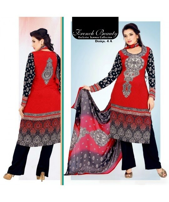 Huge variety of latest Casual Pakistani Salwar Kameez.