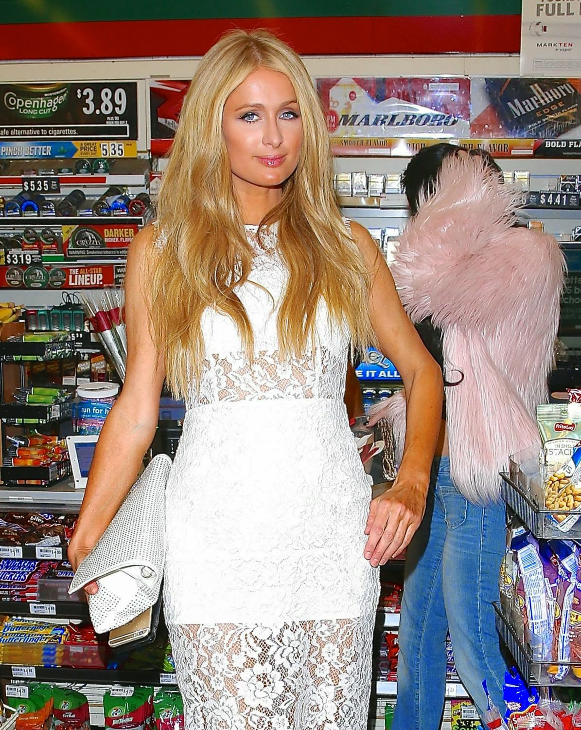 Hotel Heiress, Model , Actress @ Paris Hilton in Hollywood, March 2015