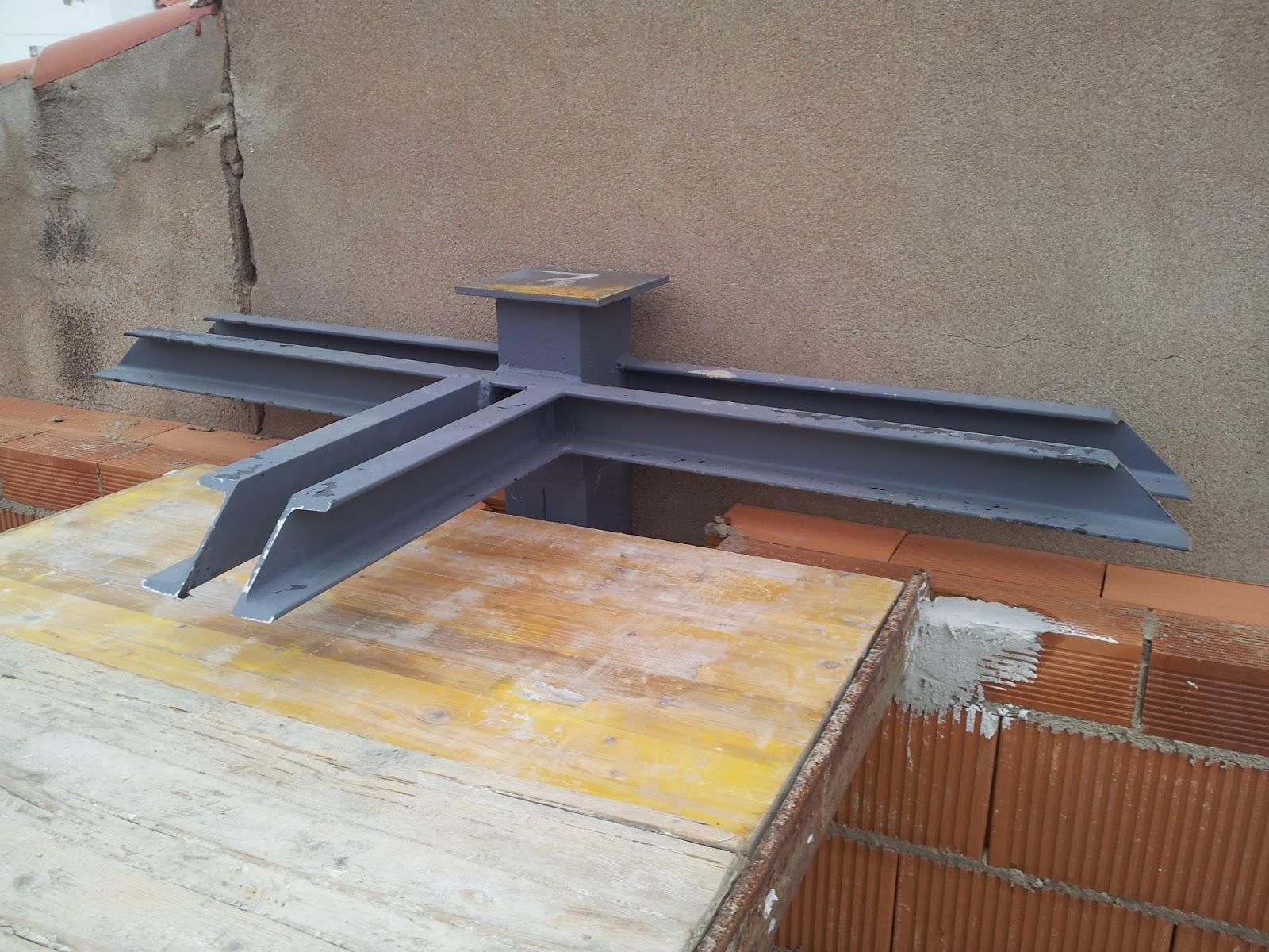 Pilares de hierro segunda mano materiales de - Vigas de hierro precios segunda mano ...