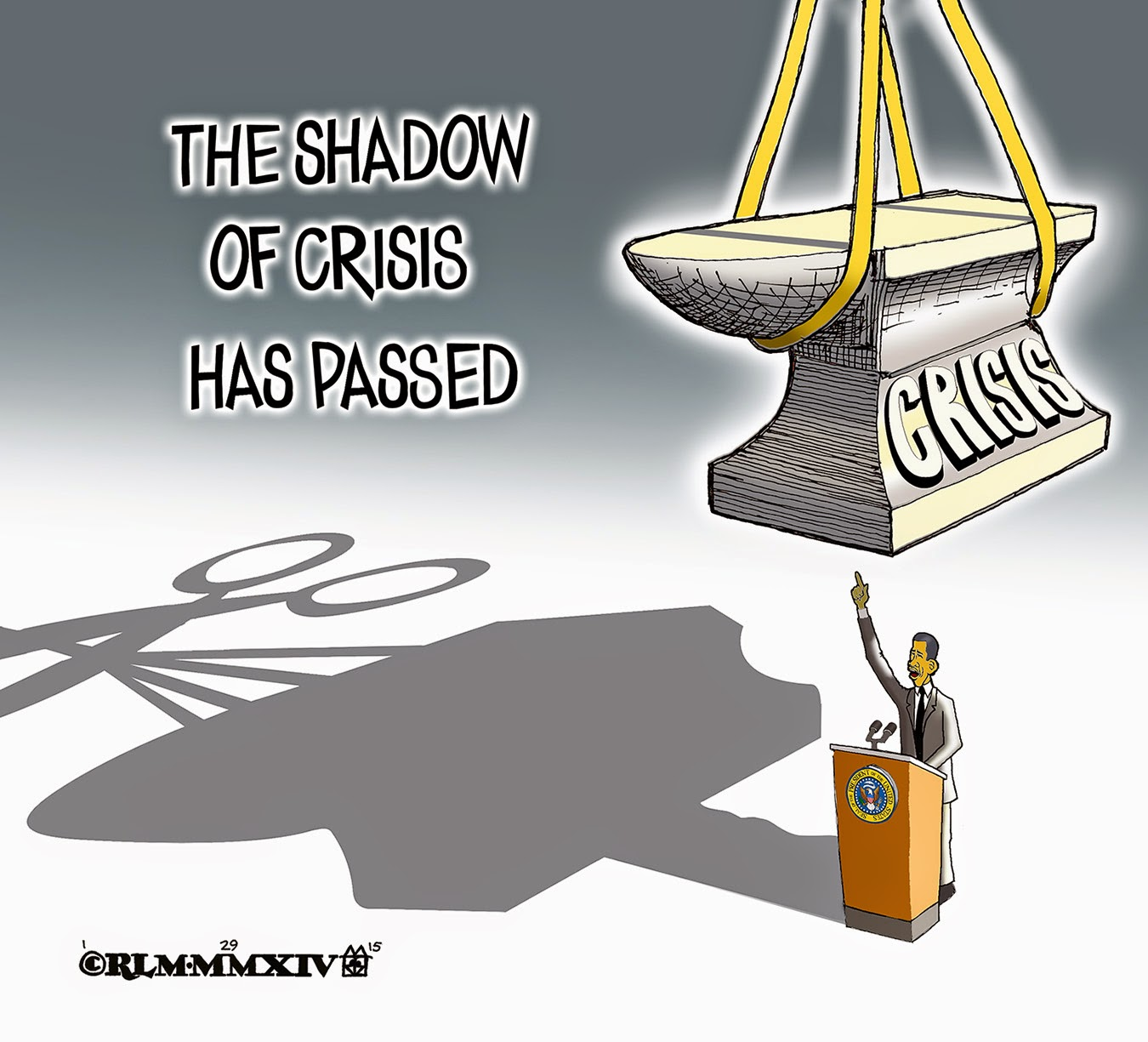 The Shadow Of Crisis