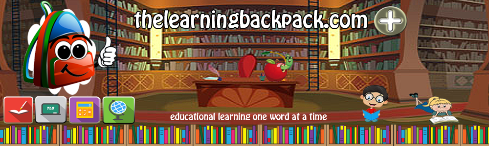 The Learning Backpack Plus Games