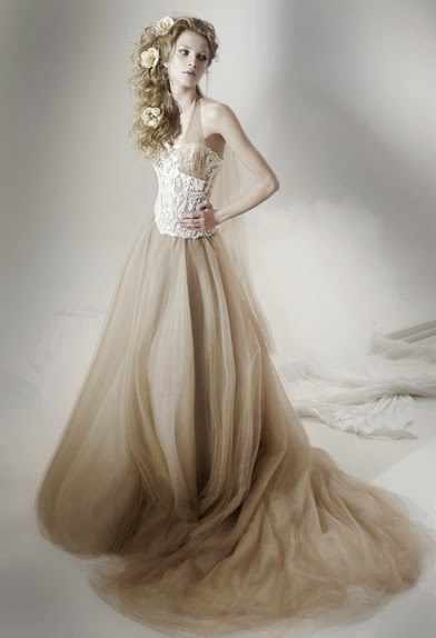 Marina Mansanta Wedding Gown