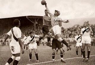 Perú-Austria, 1936
