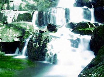 Smokey Mountain National Park, Laurel Falls ND Filter