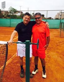 ITF SENIORS G2 -LA SERENA CHILE- MENDOZA CON 3 FINALISTAS!!