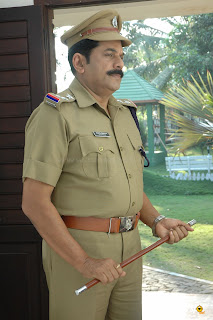 Mukesh in police role