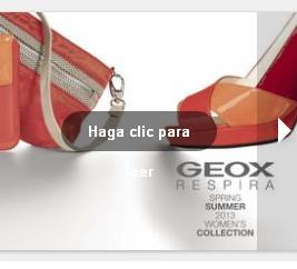 catalogo geox mujer p-v 2013