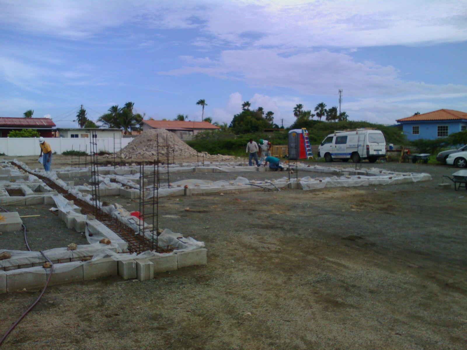 De belevenissen van de Familie Fingal op Aruba: Bouwproject Ruby ...
