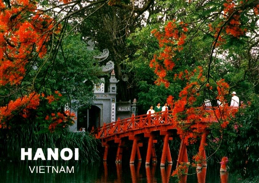 travel guide hours hanoi