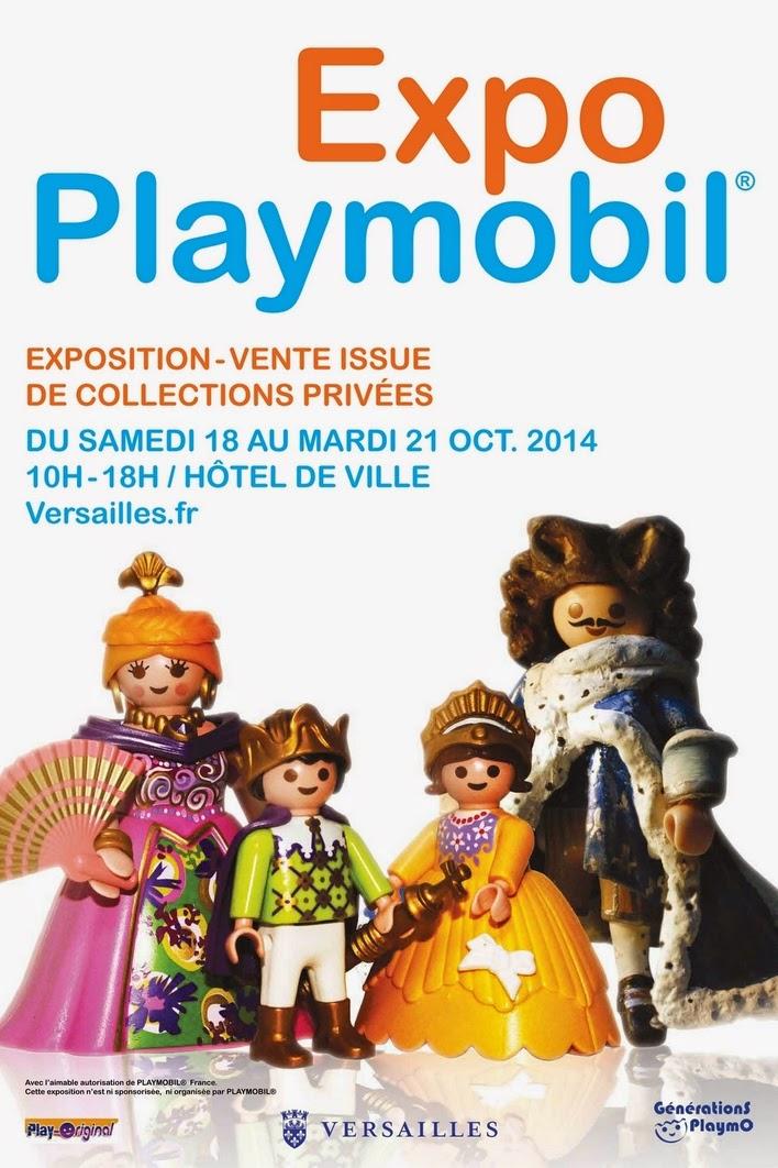 Expo-Vente Versailles, 18-21 octobre 2014
