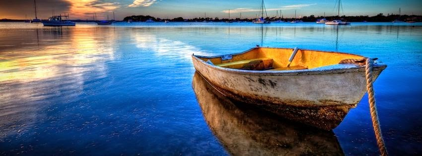 Magnifique couverture facebook HD bateau