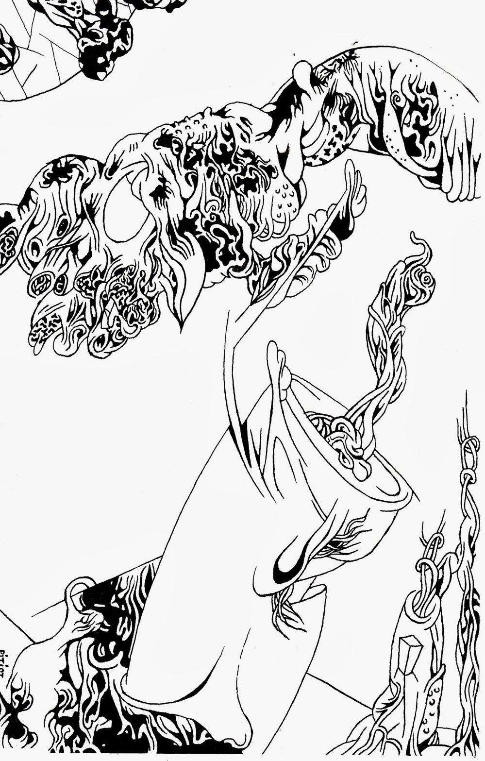 Paul Bunyan Coloring Pages Paul Bunyan Coloring Page