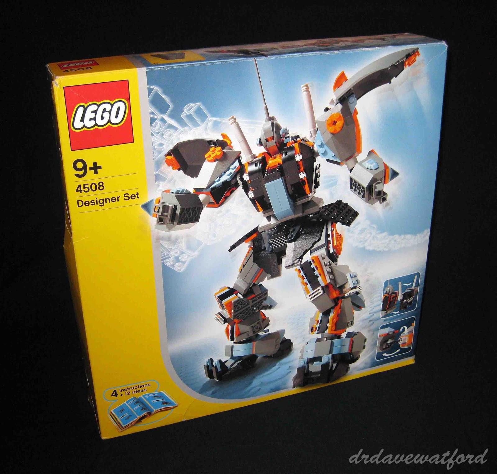 Gimme Lego Designer Robot