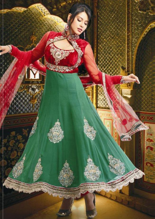 Latest Anarkali Suits Designs