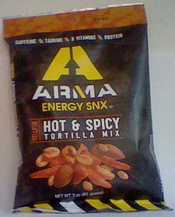 Arma Energy Drink Review