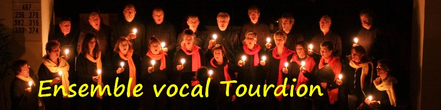 ensemble vocal tourdion