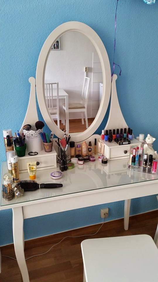 beauty lover 3 mein schminktisch. Black Bedroom Furniture Sets. Home Design Ideas