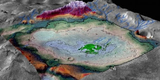 Inilah Danau Terakhir Diplanet Mars Ditemukan NASA