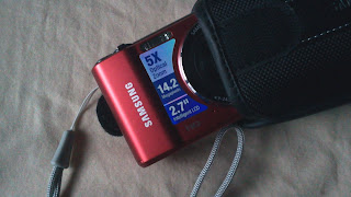 Digital Camera Samsung ES90 review : Restoren San night mode