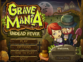 Grave Mania - Undead Fever Free Download Full version