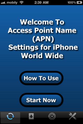 Public Internet Access Point