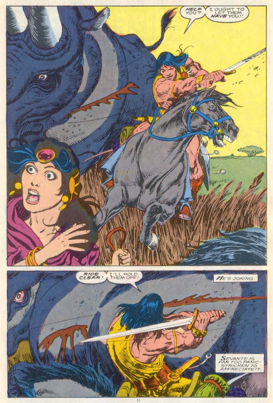 Conan the Barbarian (1970) Issue #210 #222 - English 9