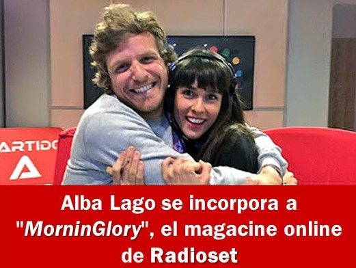 ALBA LAGO REGRESA A LA RADIO