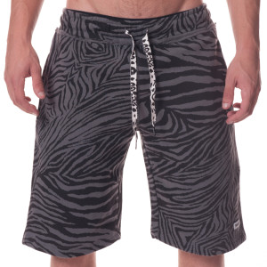 Luxetips Style: Lil Wayne Celebrates His 30th With Trukfit ... Trukfit Shorts Zebra