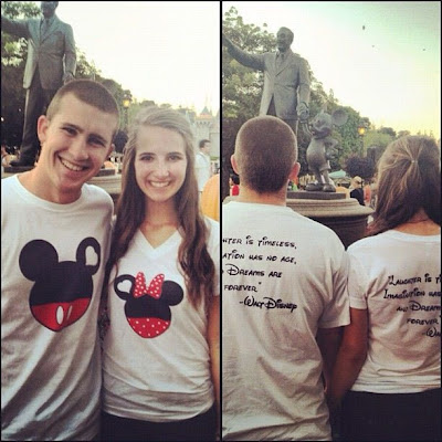 DIY Disney Shirts Inspiration