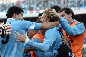 Uruguay Vs Paraguay 3-0