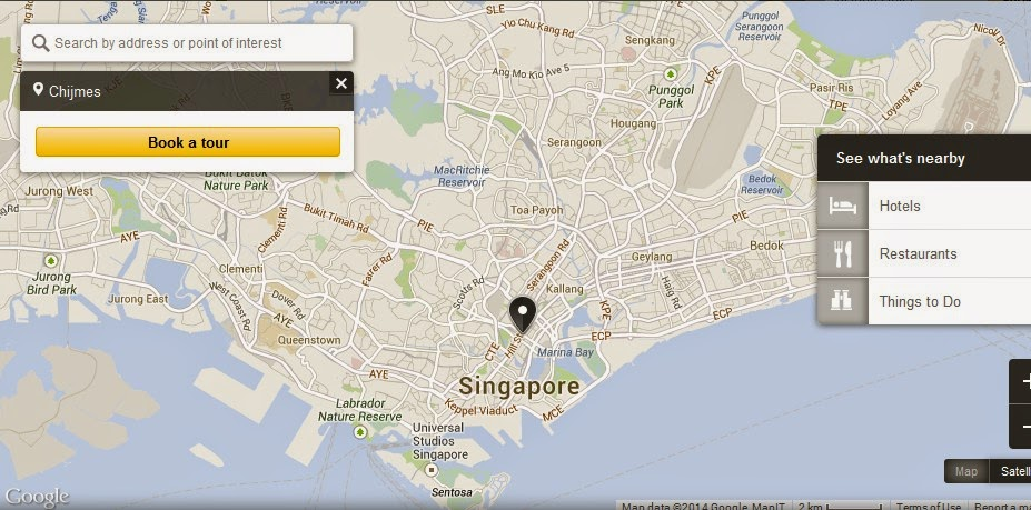 Chijmes Singapore Location Attractions Map,Location Attractions Map of Chijmes Singapore,Chijmes Singapore accommodation destinations hotels map reviews photos pictures