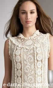 El İşi Örgü Bayan Kazak Modelleri