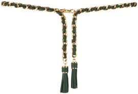 cinturones Zara mujer