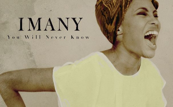 Imany - You Will Never Know - copertina traduzione testo video ufficiale download