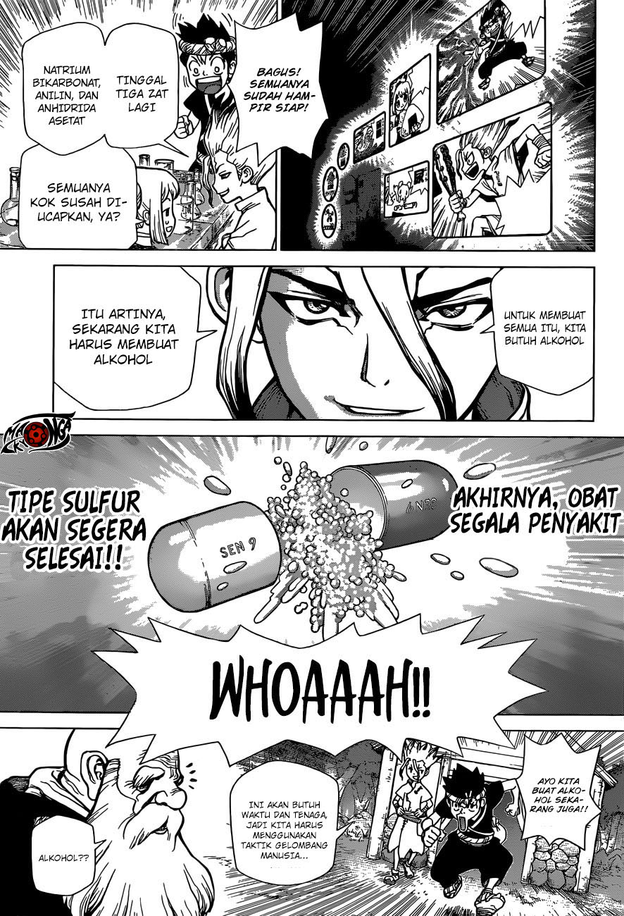 Dr. Stone Chapter 33-9