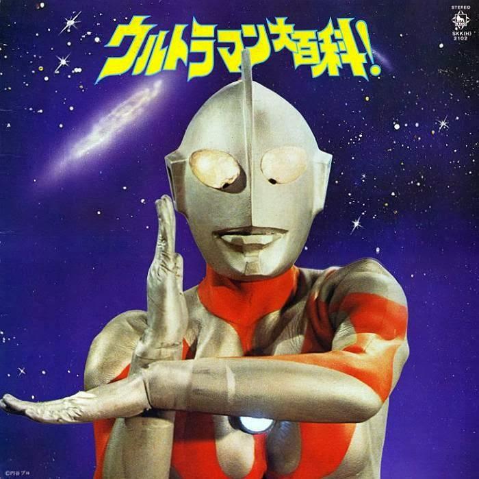 [Serie] Ultraman [1966] [DVDRip] [Subtitulada]