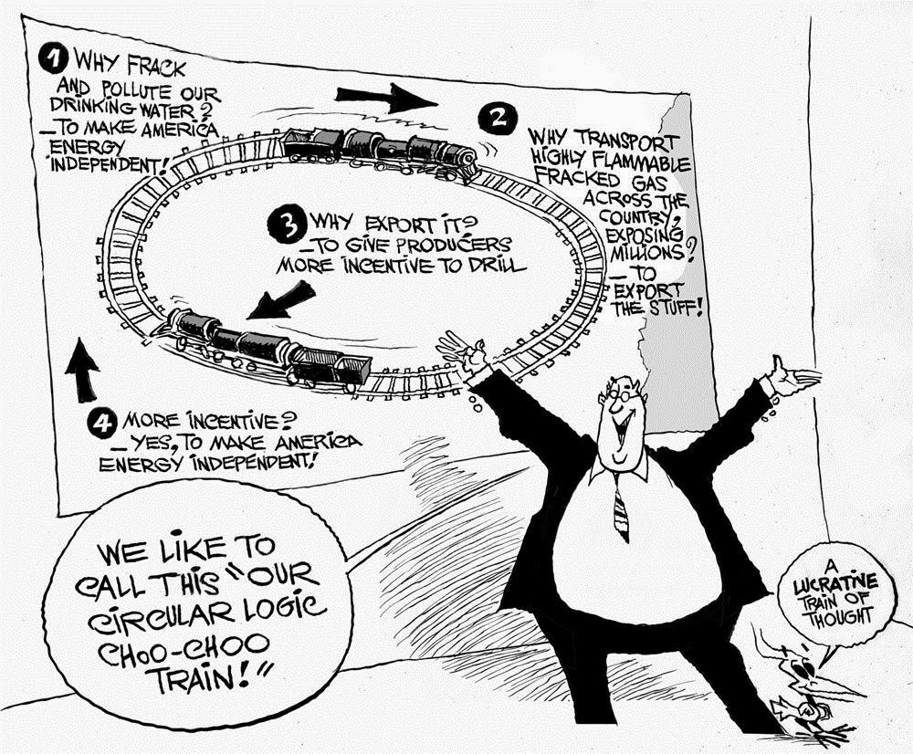 Khalil Bendib: Circular Logic.