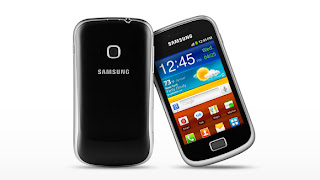 Samsung Galaxy Mini 2 (Pictures)