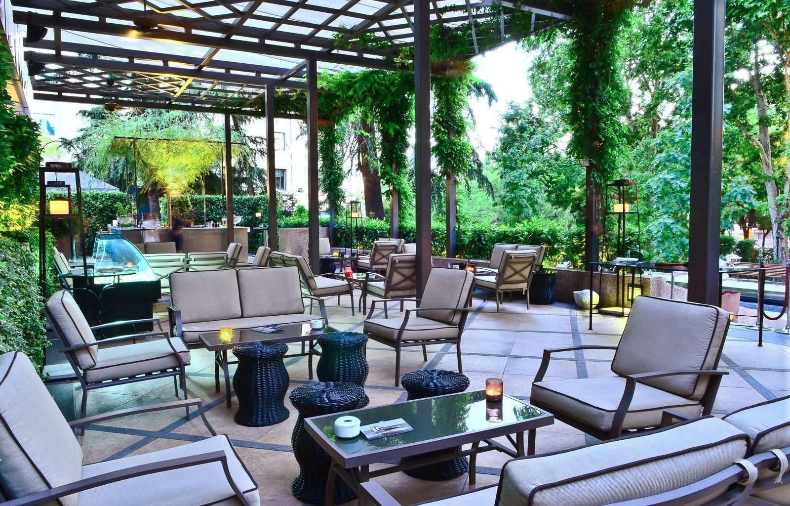 Famerous hotel villa magna - Villamagna hotel madrid ...
