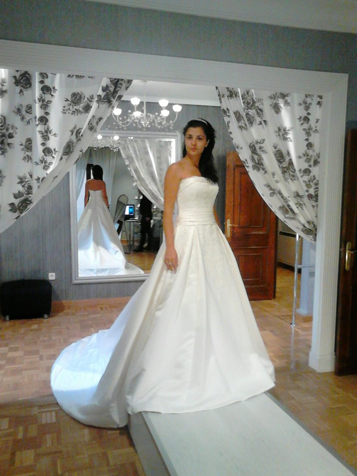 Vestidos de novia pacheco salamanca