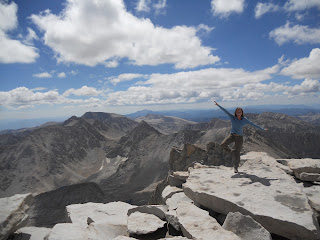 Mt whitney training, California fourteener, Mt whitney, 14er, high sierra